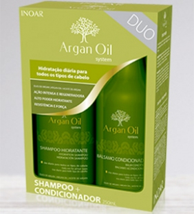 Argan Oil Care